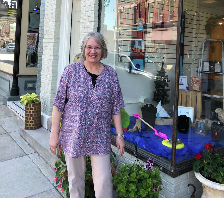 Patty O'Brien, owner of Northern Spirits Gifts. Photo: Courtesy Photo