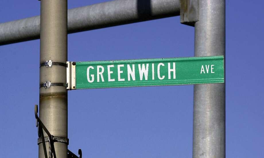 Greenwich Avenue Photo: Hearst Connecticut Media File Photo