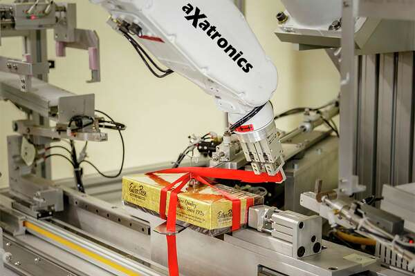 Brown Machine Group recently acquired the robotics capabilities from automation equipment supplier, aXatronics. (Photo provided)