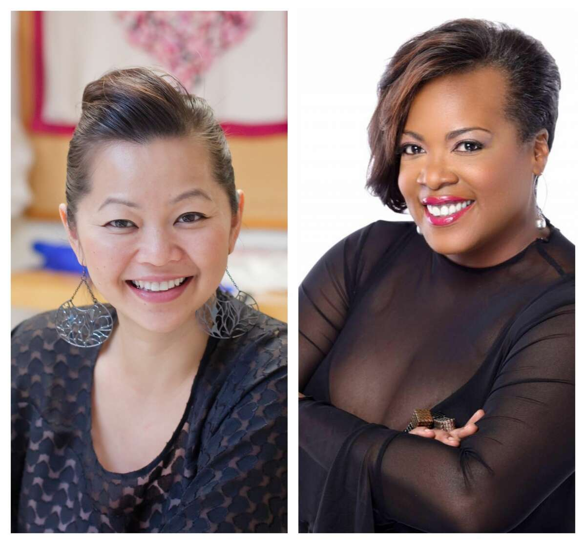 FASHION: ChloeDaois owner ofChloeDao Boutique in Rice Village and a Project Runway Winner. Jackie Adams has owned Melodrama boutique onAlmedafor nearly 20 years.