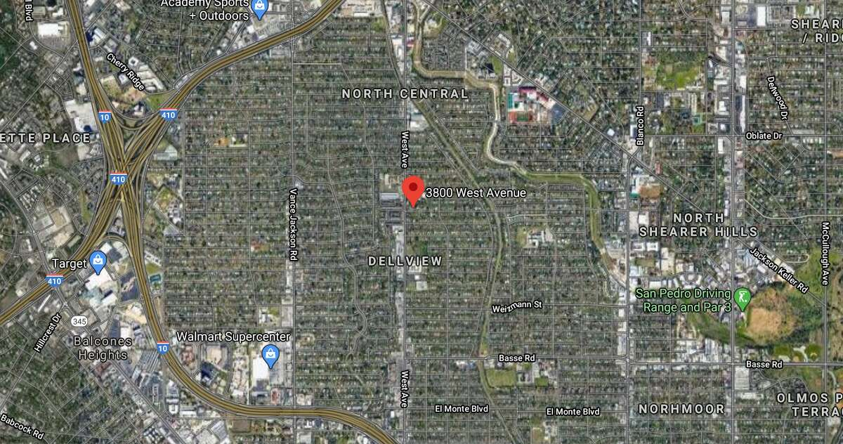 Police are trying to piece together what took place inside a North Side residence that led to a woman's death. The map shows the approximate location of the incident.
