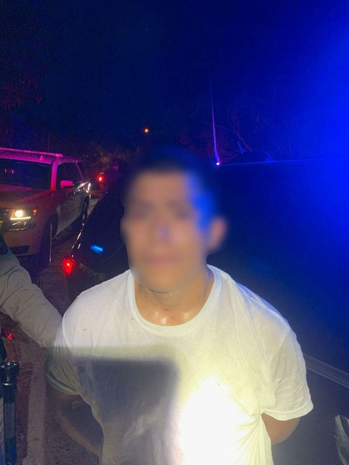 The Texas Department of Public Safety said David Gonzalez, 20, led them on a chase in south Laredo.