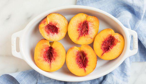 Recipe: Baked Peaches