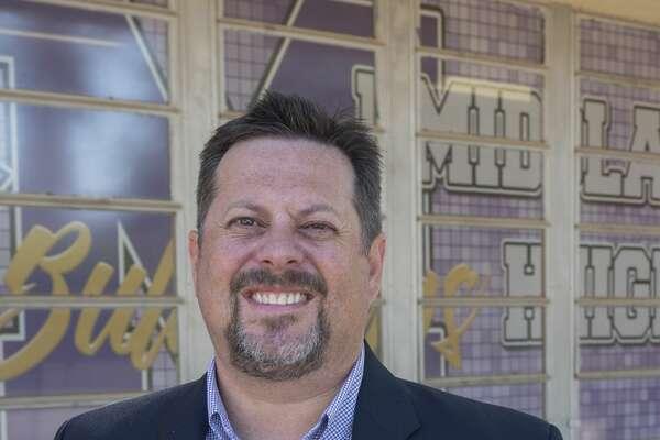 Midland High physics and robotics teacher Cory Callaway. 06/04/2020 Tim Fischer/Reporter-Telegram