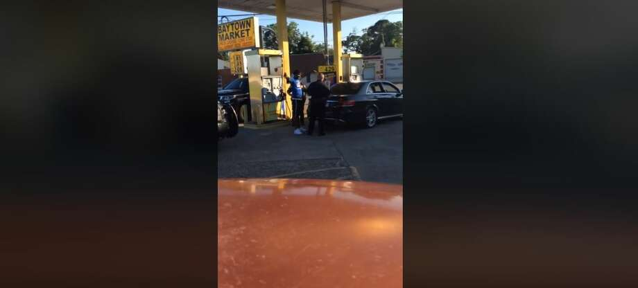 A video showing the arrest of a young man in Baytown has prompted an internal affairs investigation within the Baytown Police Department.