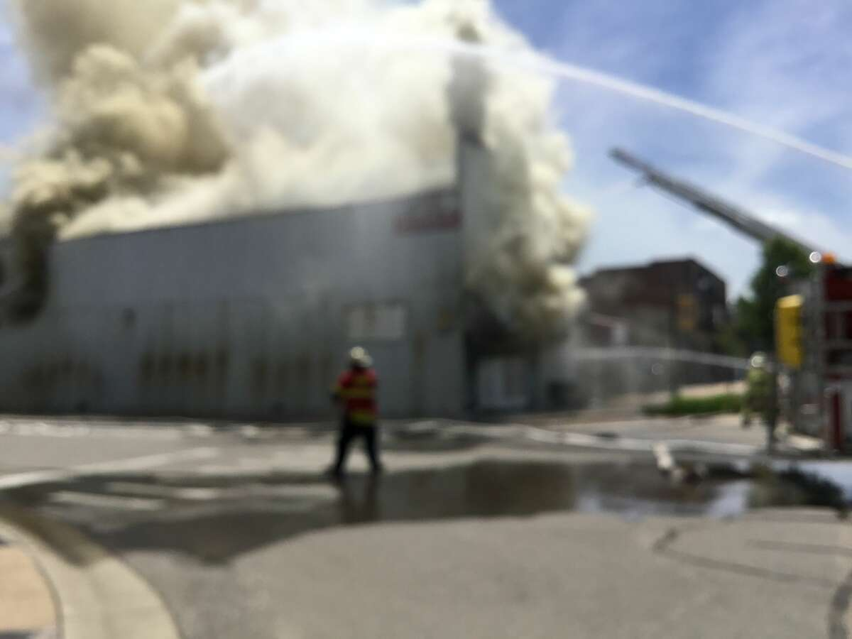 The Evart community is mourning the loss of one of its prominent stores. Evart Fire Chief Shane Helmer said firefighters were dispatched to a fire at the Corner Store shortly before 12:30 p.m. Wednesday. The cause of the fire remains unknown.