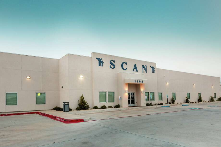 The SCAN, or Serving Children and Adults in Need, Inc. building is pictured in this file photo. Photo: Courtesy