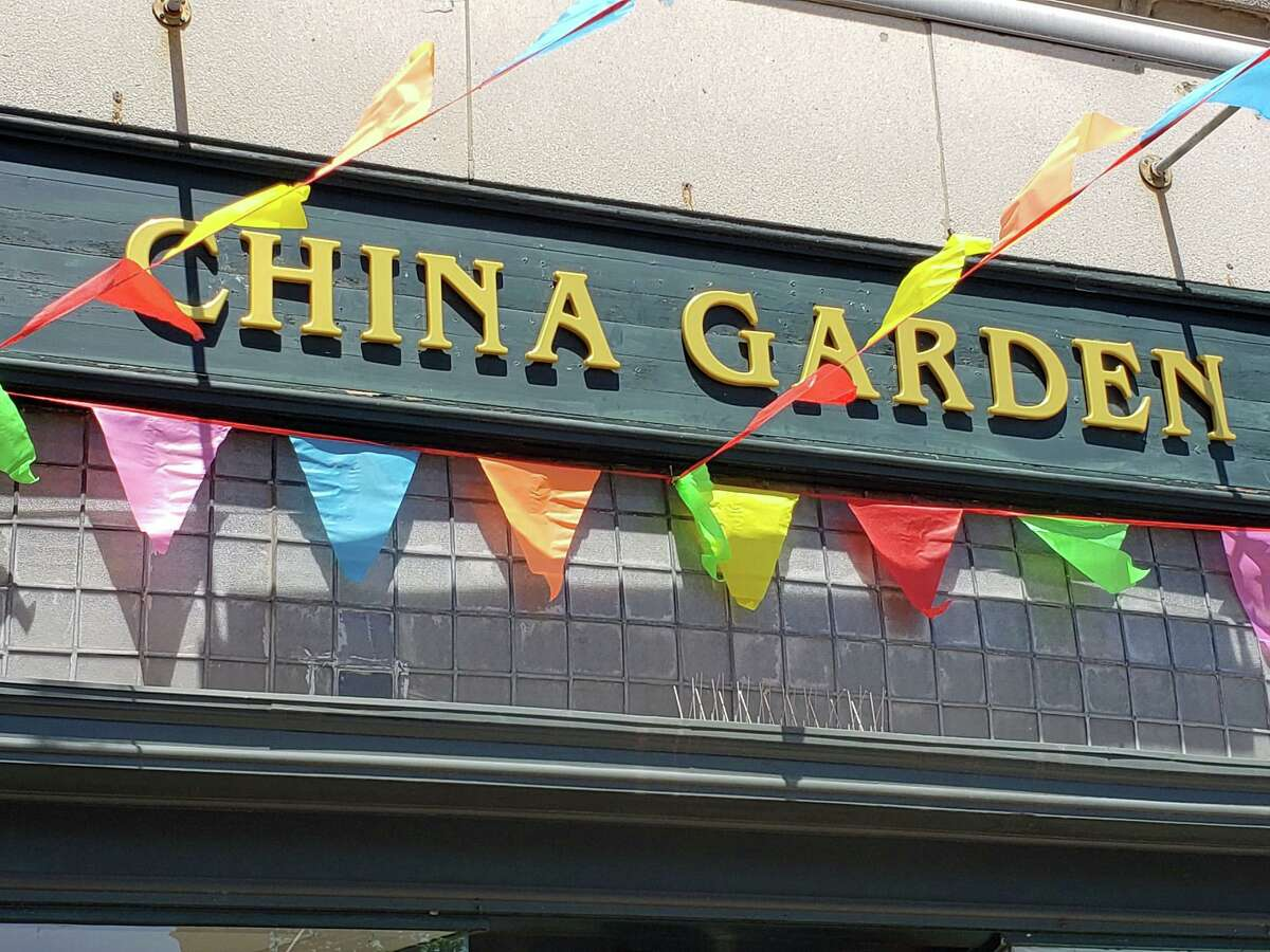 China Garden opened in Branford during the pandemic; but it worked out because the restaurant offers takeout and is family-run, the owners say.