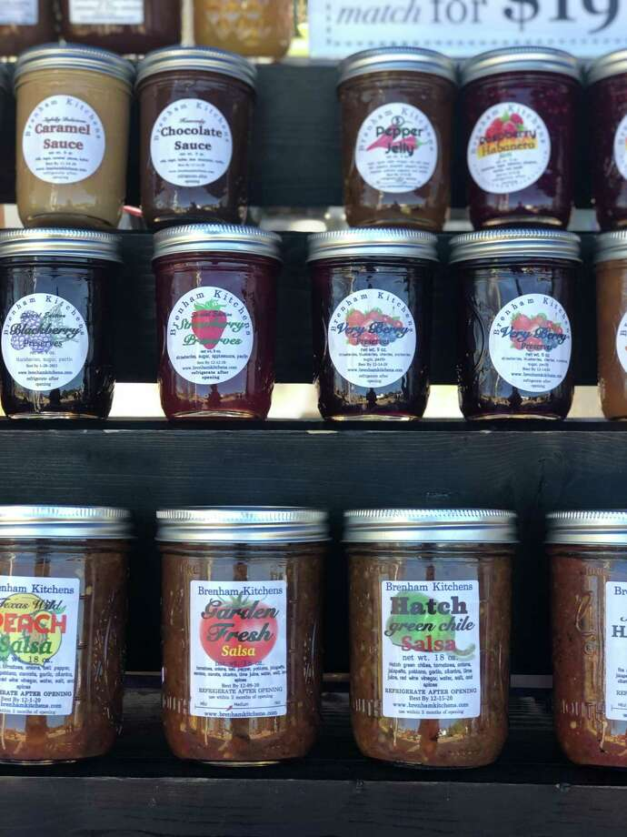 Brenham Kitchens offers several varieties of items at the Friendswood Farmers Market. Photo: Submitted Photo