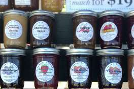 Brenham Kitchens offers several varieties of items at the Friendswood Farmers Market.