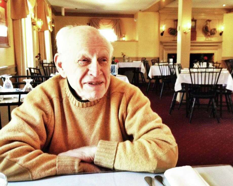 Clayton Hewitt of Middletown died May 23 at 92. He was a longtime teacher at Woodrow Wilson middle and high schools, as well as Middlesex Community College, and a part-time Middletown police officer. Friends and family remember him as a brilliant educator of modest means who went on to achieve a master's degree at Wesleyan University. Photo: Contributed Photo