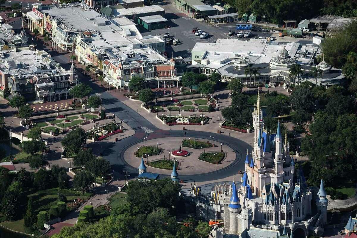 The NBA will finish its season at the Walt Disney Resort in Lake Buena Vista, Fla., practically a full-court pass away from Disney's Magic Kingdom theme park.