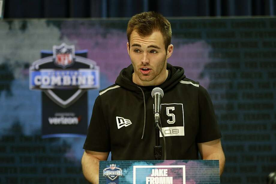 "Bills quarterback Jake Fromm, a rookie out of Georgia, apologized for using the phrase ""elite white people"" in a text conversation from more than a year ago that was posted on social media Thursday. ""I'm truly sorry for my words and actions and humbly ask for forgiveness,"" he wrote on Twitter. Photo: Michael Conroy / Associated Press"
