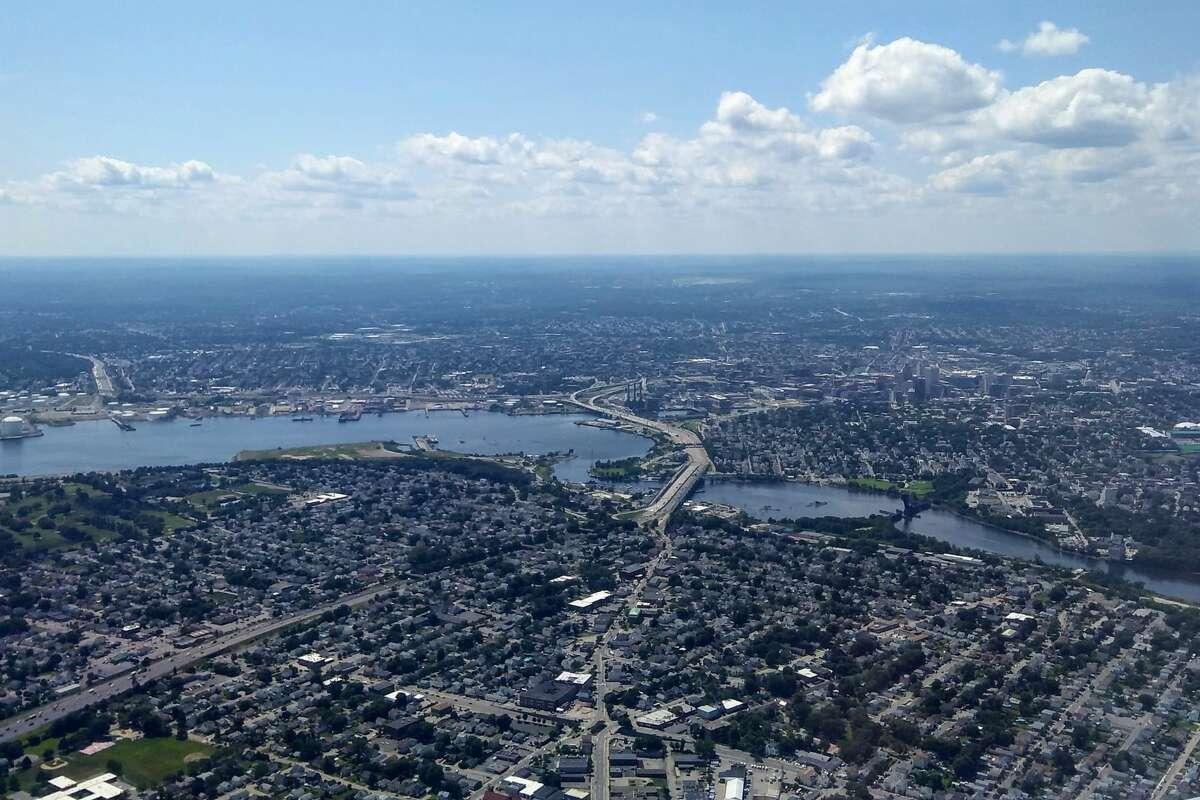Photo of Providence, RI.