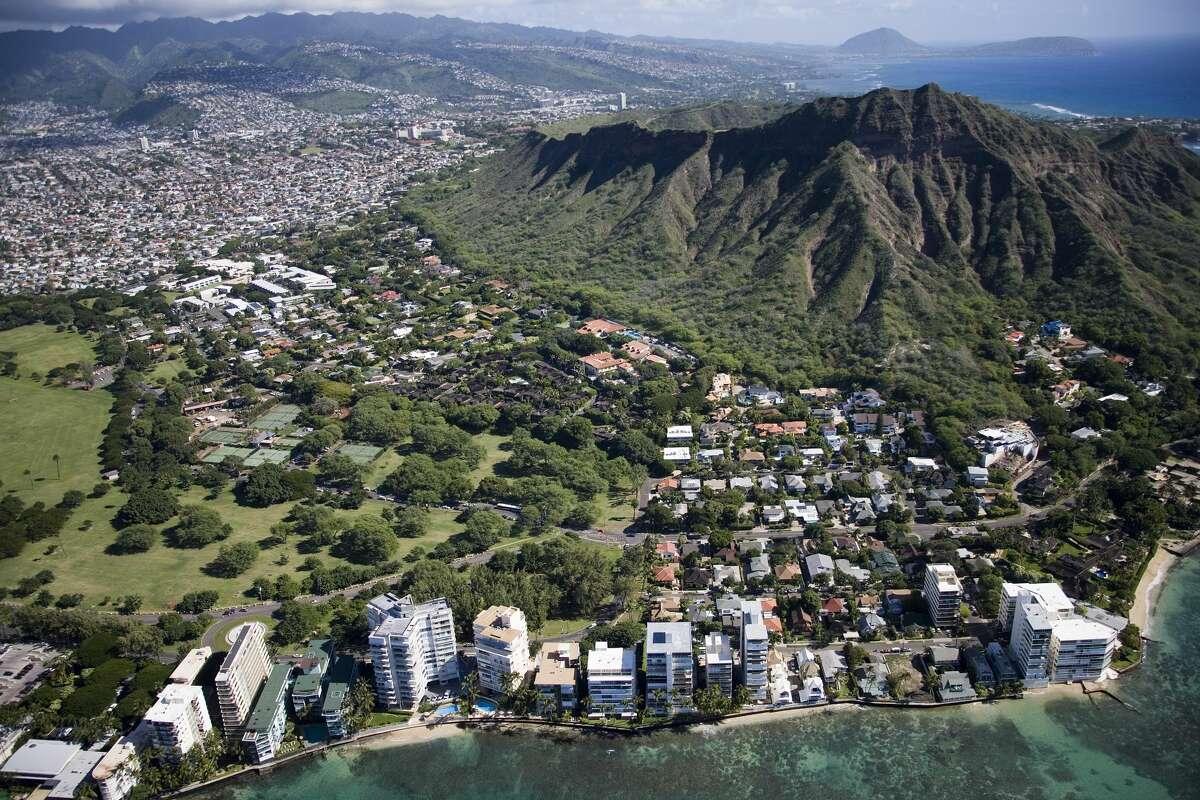Photo of Oahu, Hawaii.