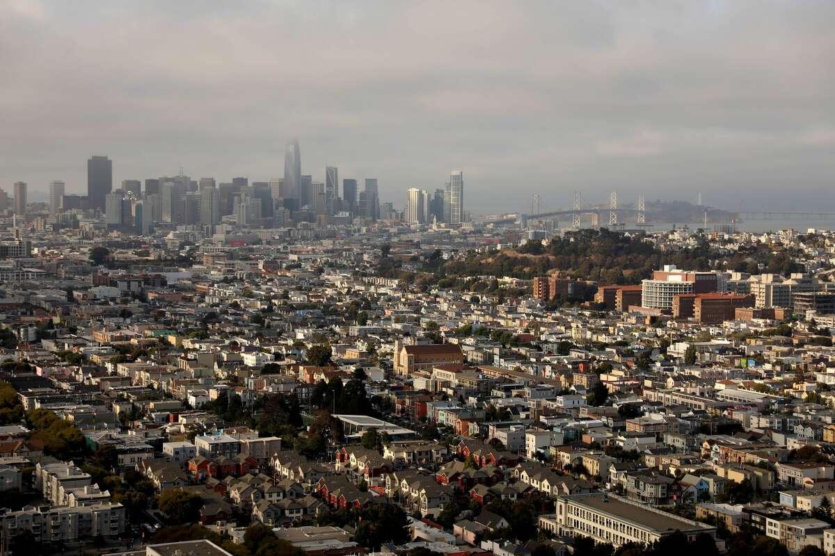 Photo of San Francisco.