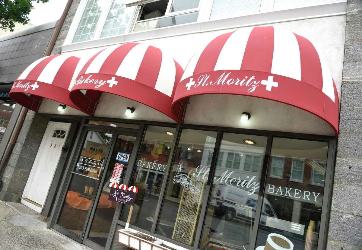 St. Moritz Bakery in Greenwich, Conn., photographed on Tuesday, June 2, 2020. Website