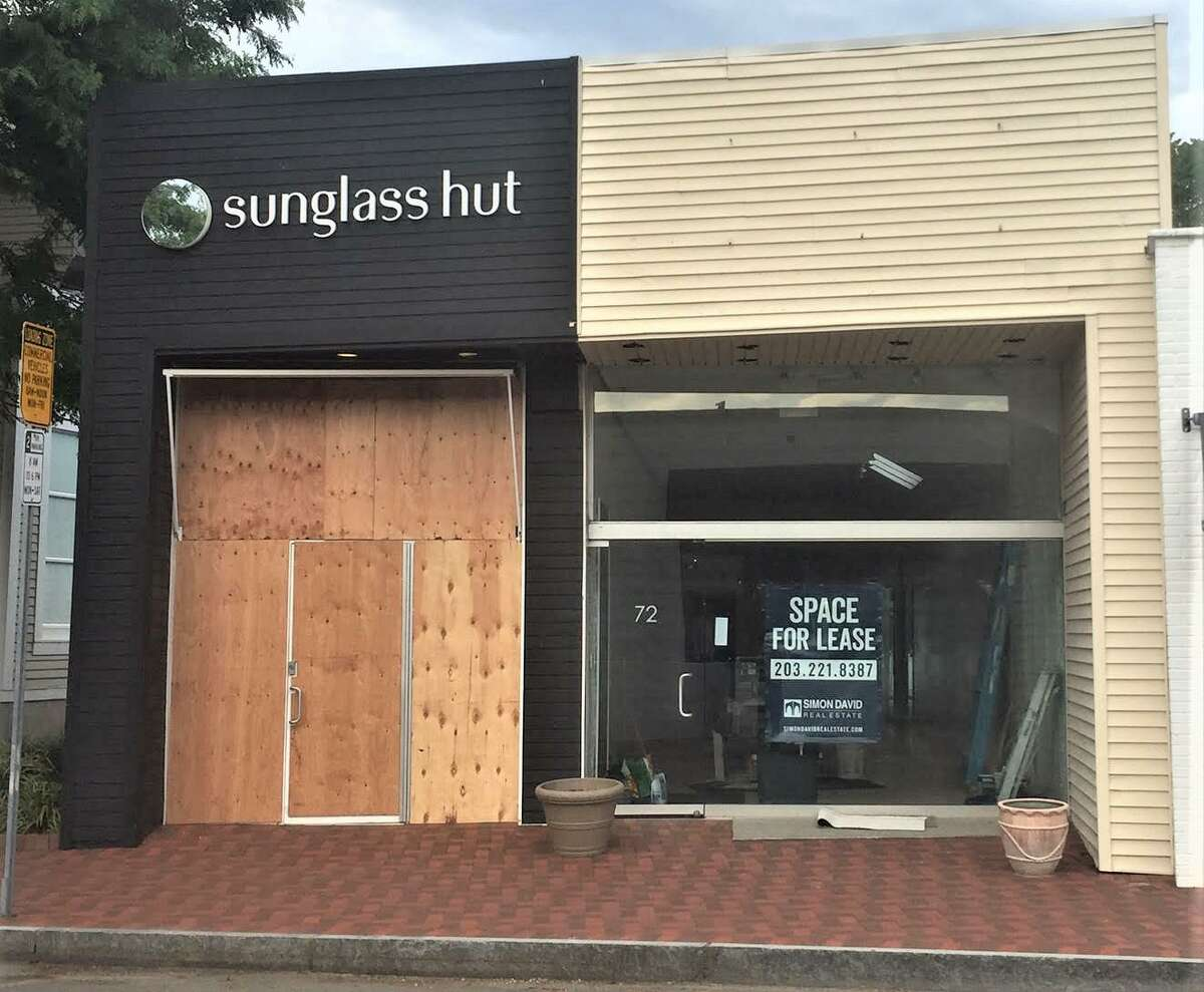 Stores in Westport boarded up their storefronts the week of June 1, ahead of a rally for justice, creating a local controversy as Sen. Will Haskell tweeted that they were not being helpful.