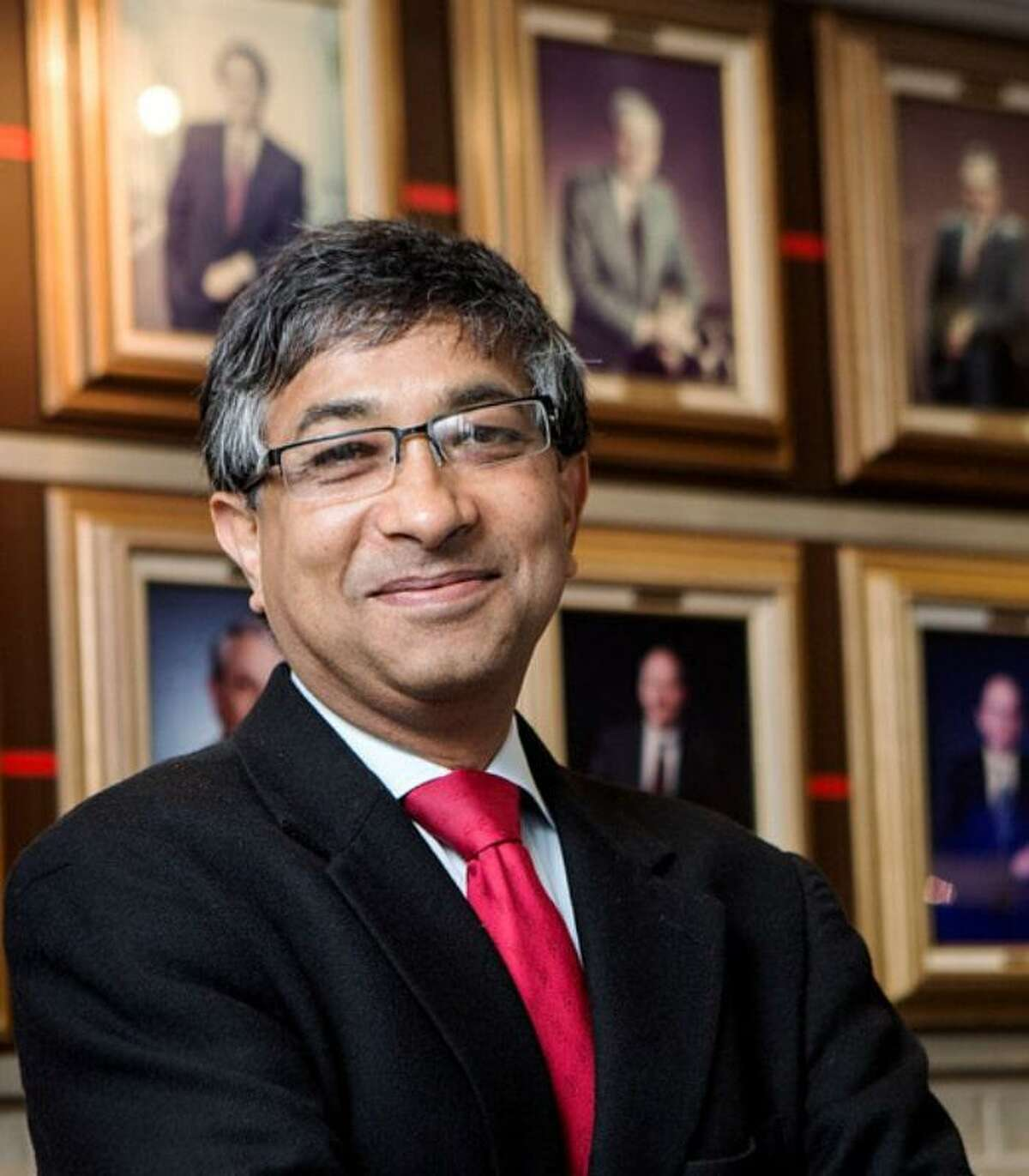 Ramanan Krishnamoorti is a chemical engineer and chief energy officer at the University of Houston