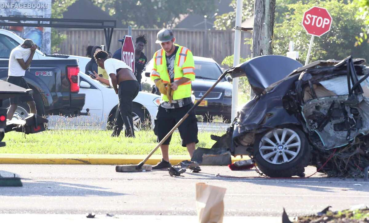 Teen Killed When Bmw Splits In Half During Crash On Highway 6 Identified