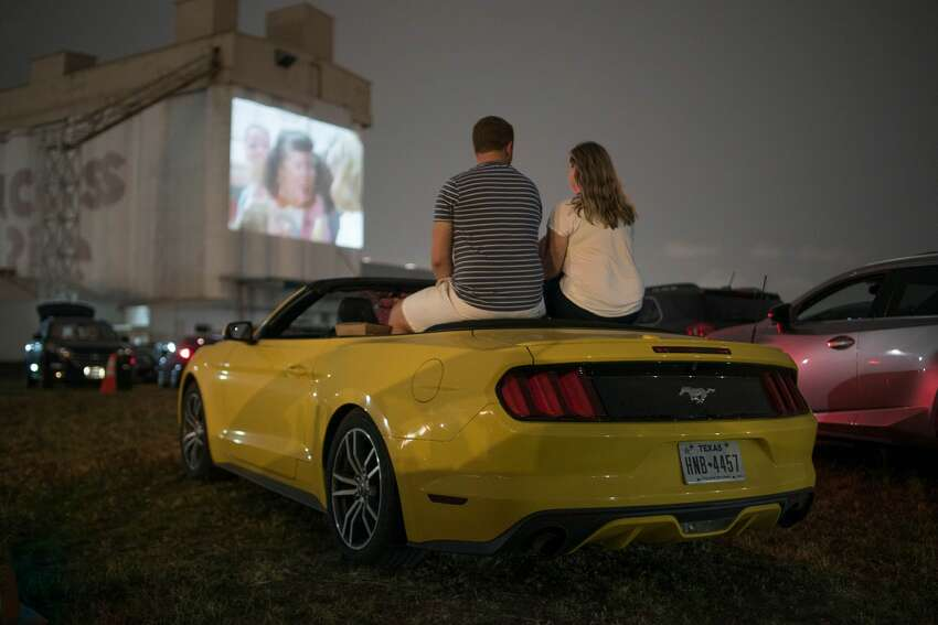 The drive-in allows movie-goers to watch a film while in the comfort of their car. All ages are welcomed at the drive-in.