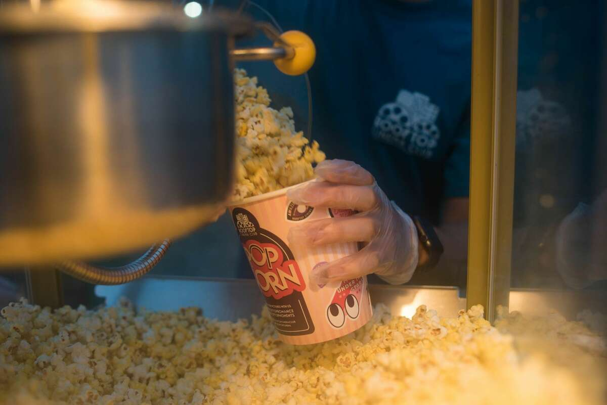 Guests can bring their own snacks or can order from the concession food truck that will be on site. All orders are made online and guests will be notified for pick up. Concession items will include popcorn, candy and soda, the release said.
