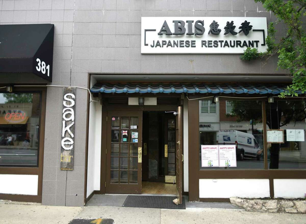 Abis Japanese Traditional Restaurant in Greenwich, Conn., photographed on Tuesday, June 2, 2020. Website
