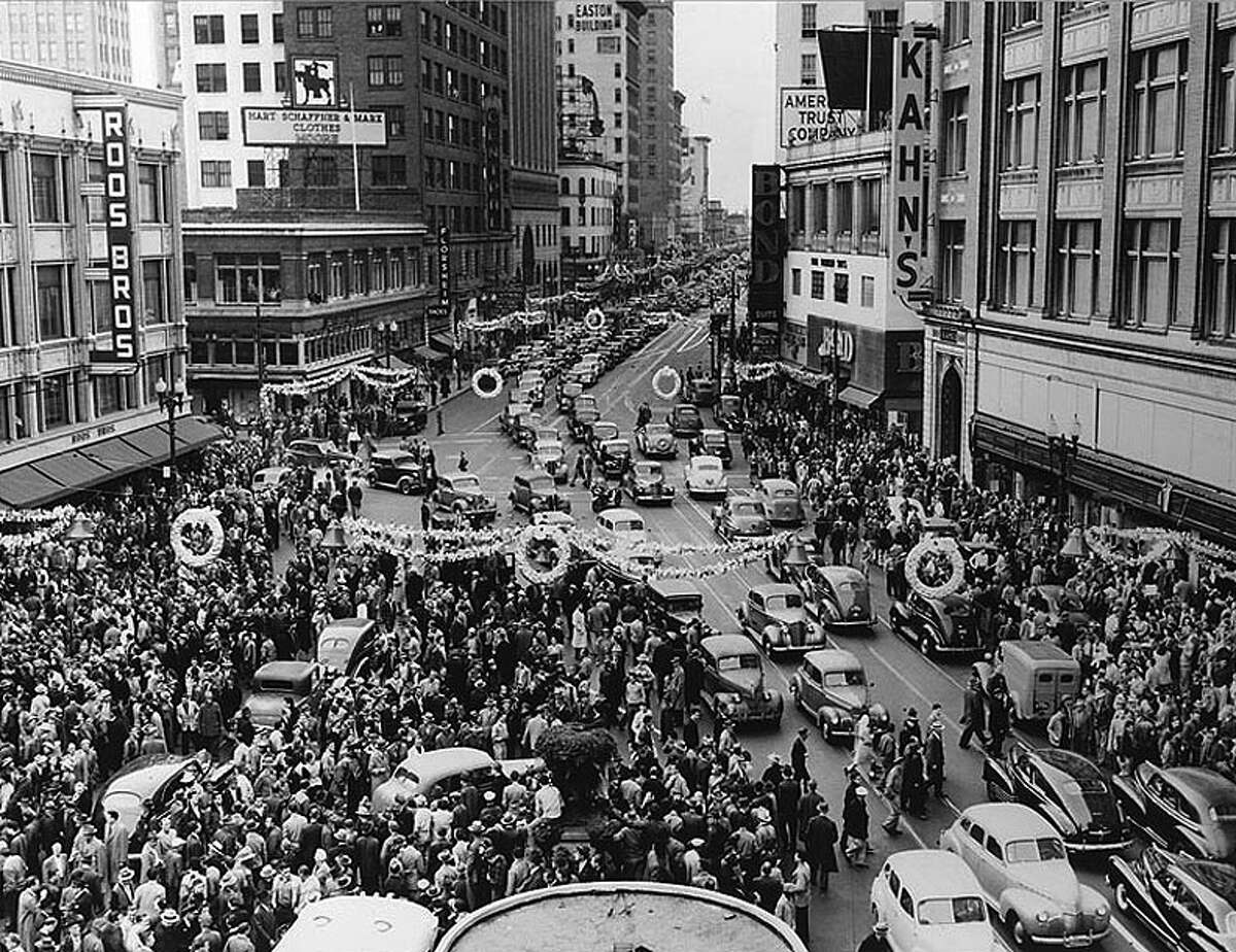 The Oakland General Strike - 1946Instigated by unfair hiring practices at the city's major department stores, the Oakland General Strike took place on December 3, 1946. A