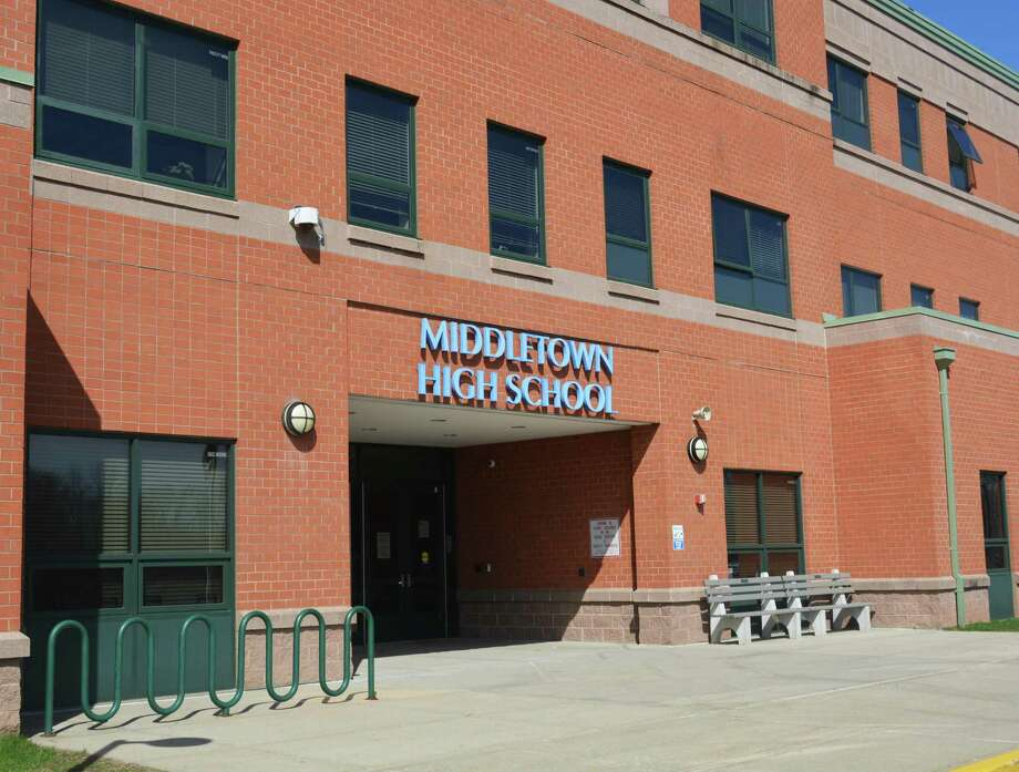 Middletown High School is located at 200 LaRosa Lane. Photo: Hearst Connecticut Media File Photo