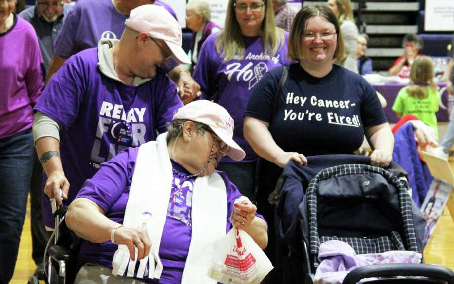 The 2020 Huron County Relay For Life, originally scheduled for Friday, June 12, will now take place on Sunday, Aug. 23, at Bad Axe City Park. (Tribune File Photo)