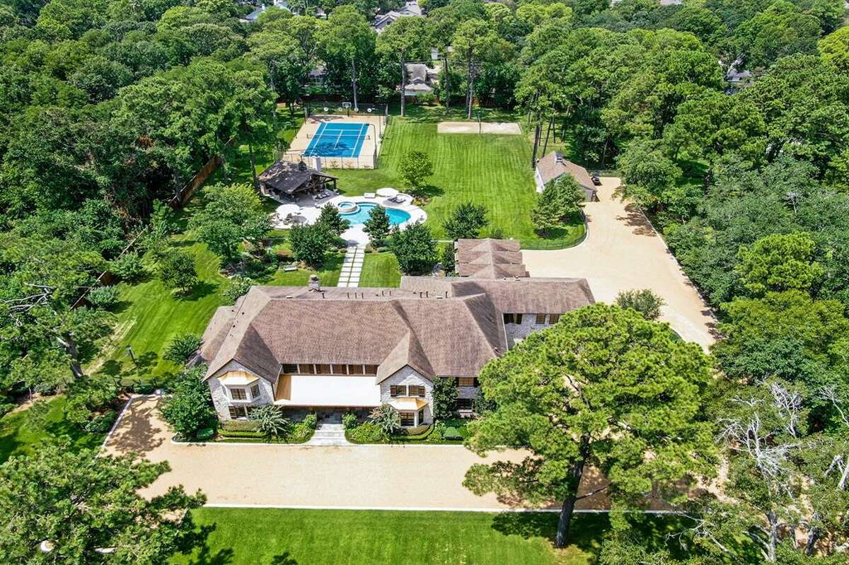 No. 1: The most expensive home sold in May is located at 21 W. Rivercrest Drive, Houston.