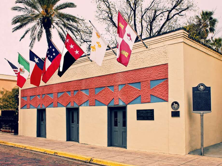 The Webb County Heritage Foundation's two museums — the Rio Grande Museum, pictured, and the Border Heritage Museum — are reopening. Photo: Courtesy Of The Webb County Heritage Foundation
