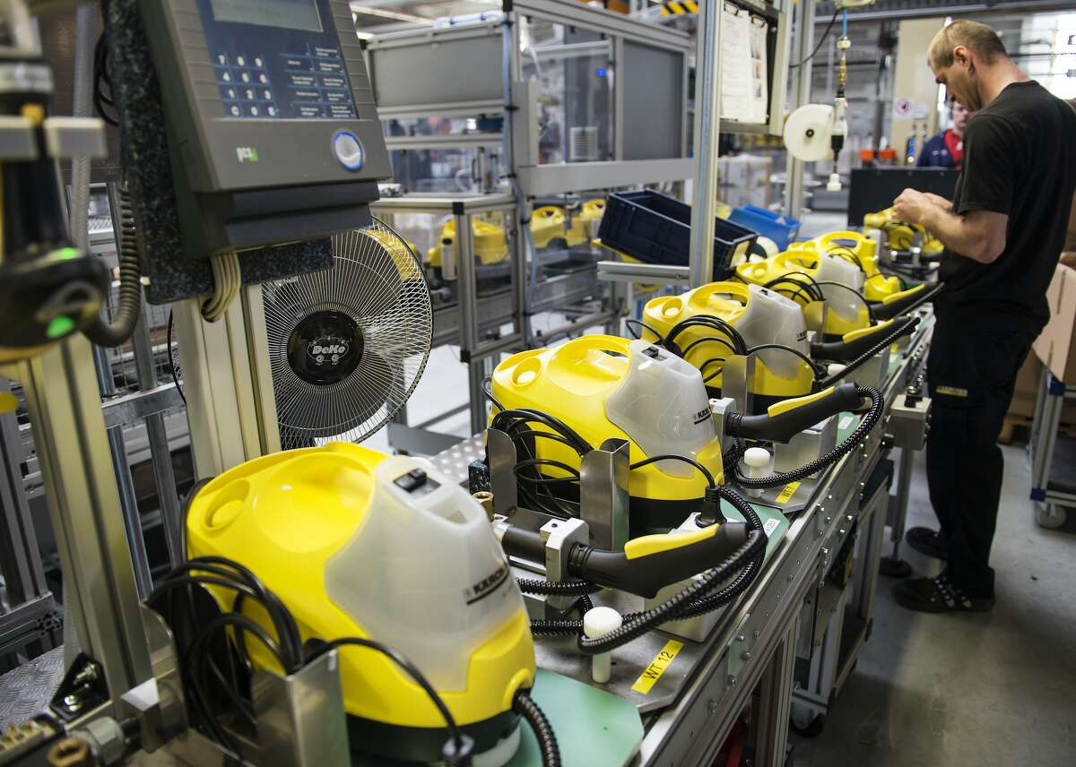 #50. Manufacturing: Electrical equipment and appliances - 3-month employment change (Feb. 2020 to May 2020): -8.7% (35,200 jobs lost) - 1-month employment change (Apr. 2020 to May 2020): -4.0% (15,300 jobs lost) - Total unemployment May 2020: 369,300 This slideshow was first published on Stacker
