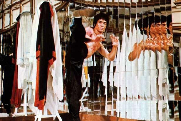Bruce Lee in Enter the Dragon (1940-1973) file image. (Album/Oronoz/Zuma Press/TNS)