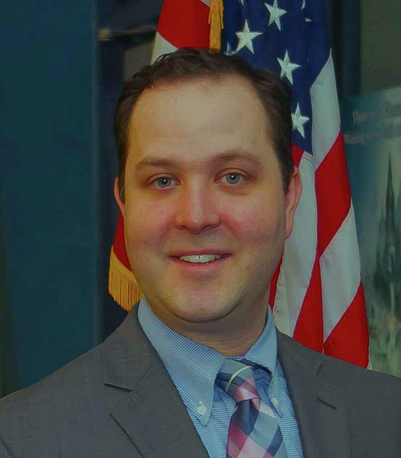 Region 15 Superintendent Joshua Smith Photo: Region15.org Photo