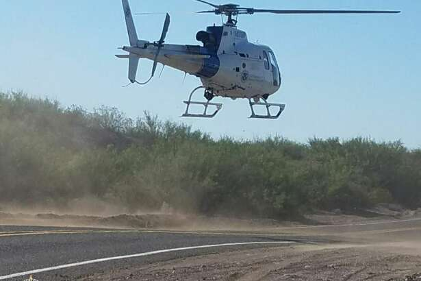 Presidio County Sheriff's Deputies assisted U.S. Border Patrol search efforts for a missing person Friday morning,