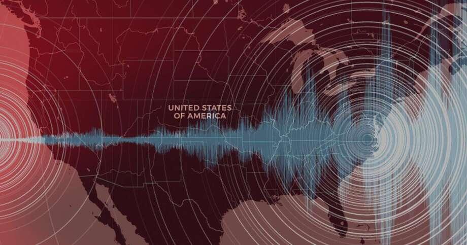 The Chronicle Quake Tracker Photo: Leaflet, Carto
