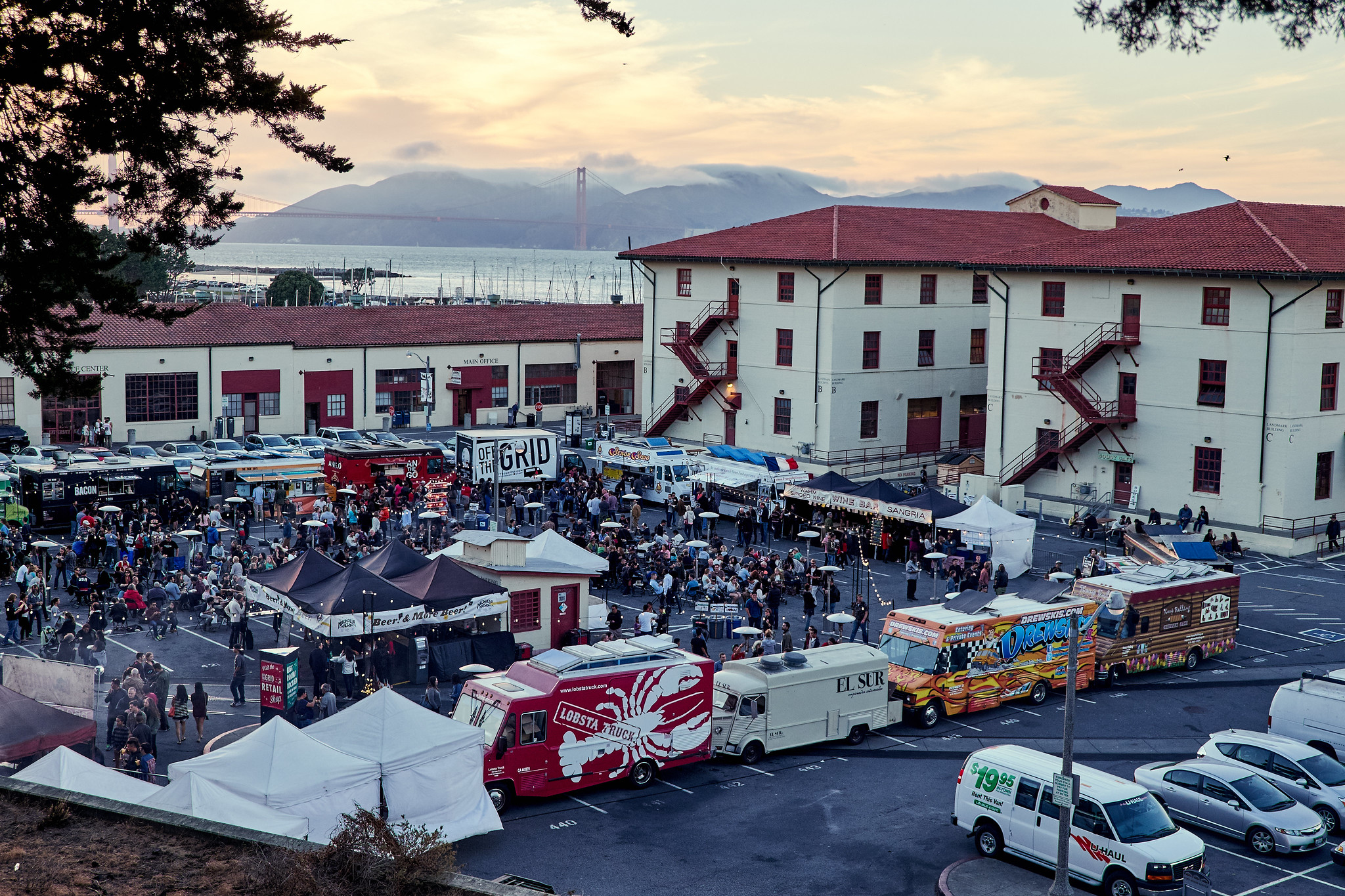 Off the Grid downscales with new project at Fort Mason