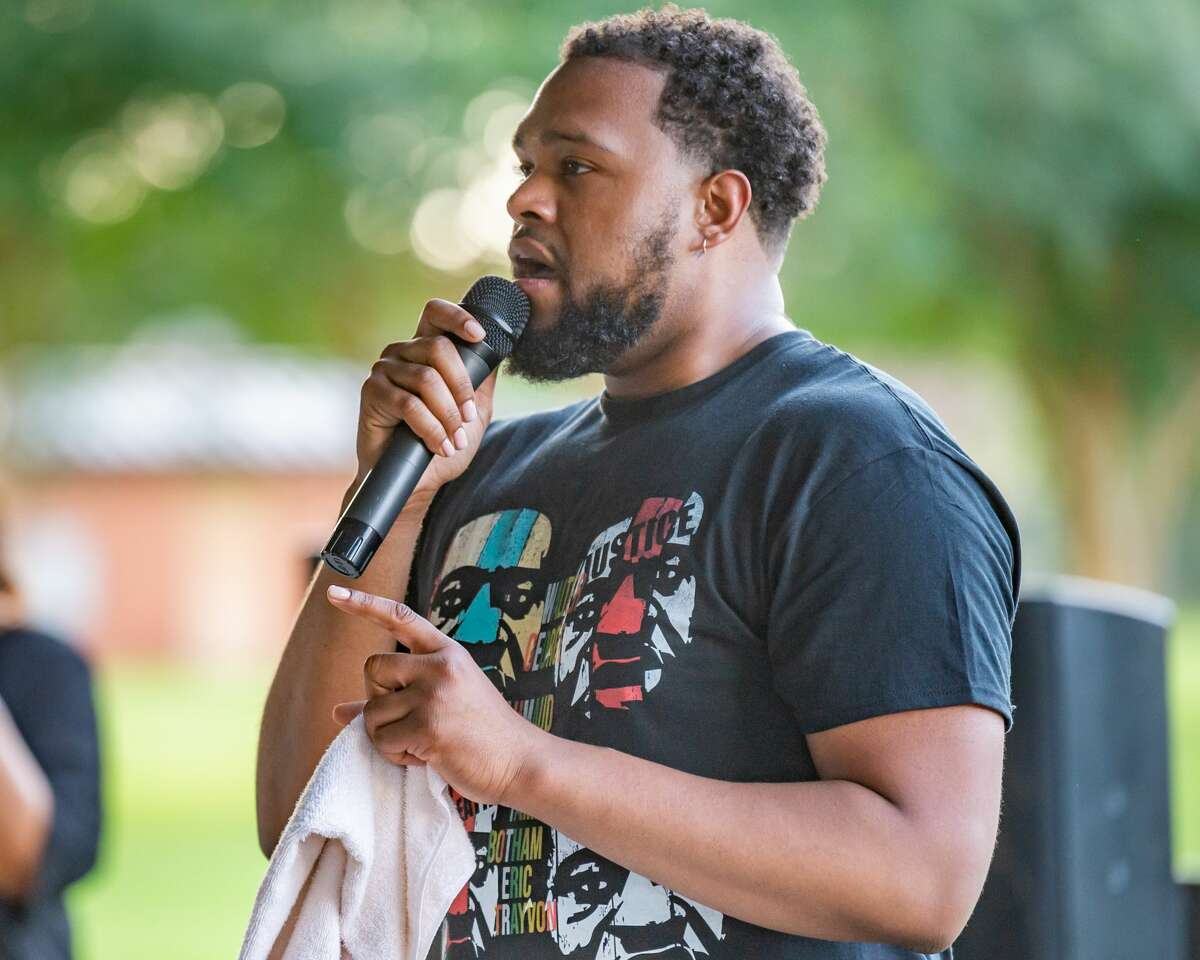 In fact, Deondre Moore, a member of the Black Lives Matter movement who was raised in Beaumont, said he was mentally preparing himself to hit the streets and start protesting again to continue to demand justice. Instead, he felt relief.