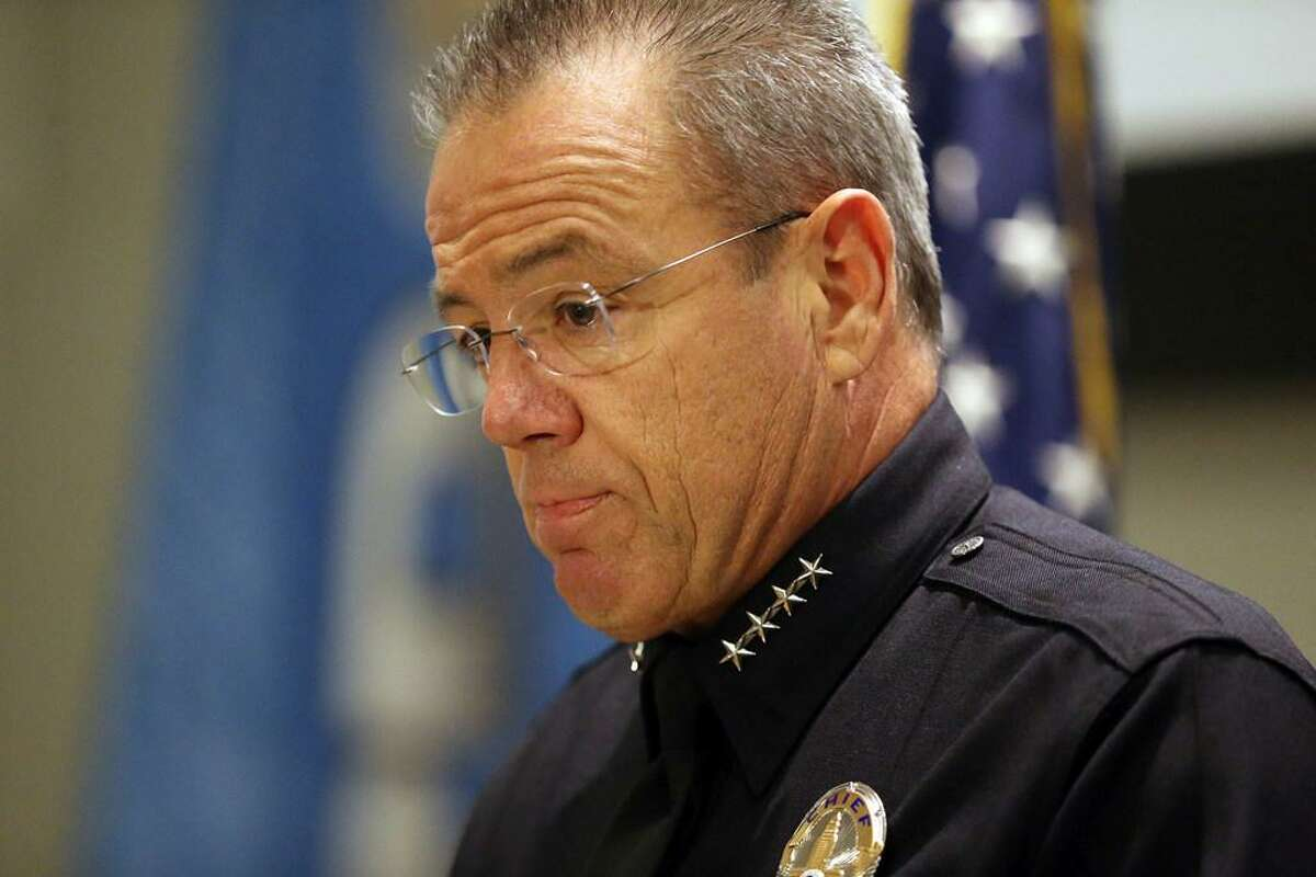 Los Angeles Police Chief Michel Moore pocketed $1.27 million after briefly retiring.