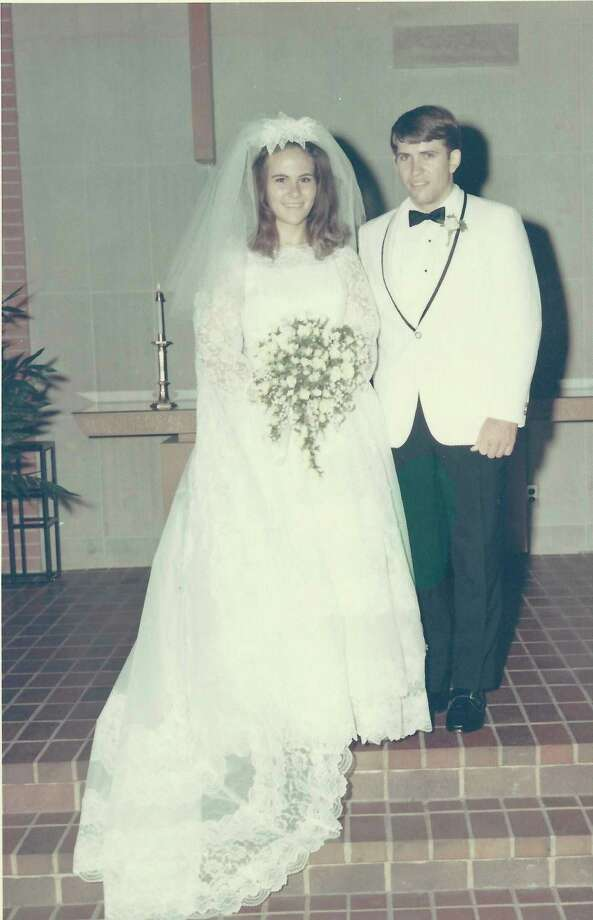 The couple in 1970.