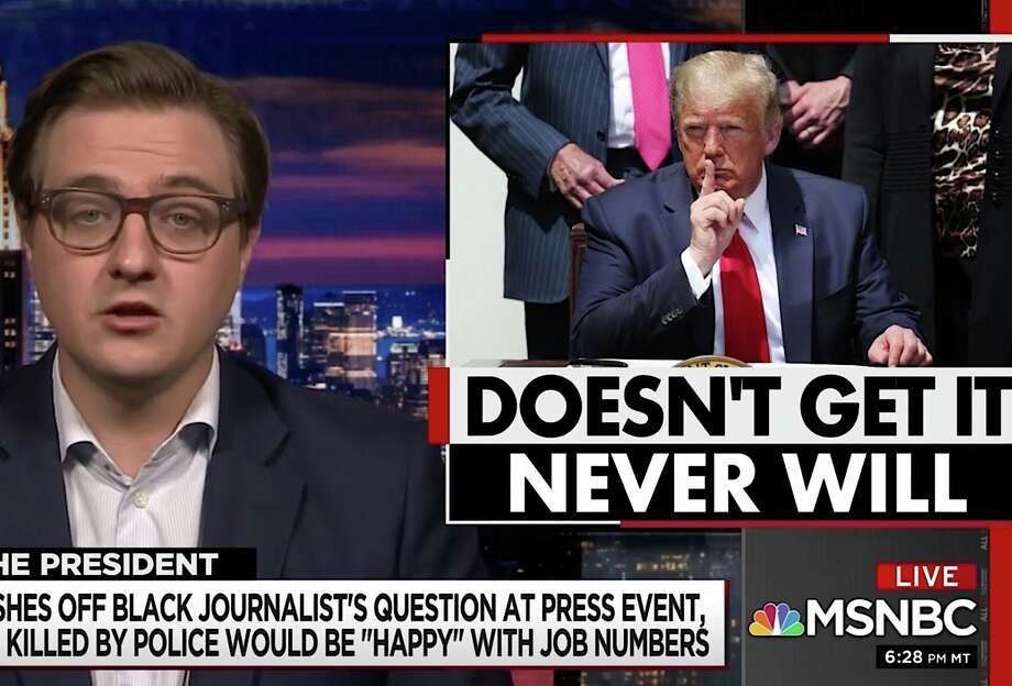 Photo: MSNBC/Screencap