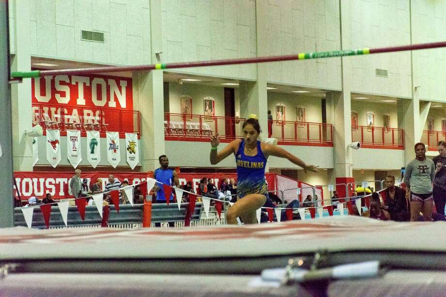 Former Nixon track star Katelynn Dominguez aims for a strong sophomore season at TAMUK. Photo: Courtesy Of TAMUK Athletics
