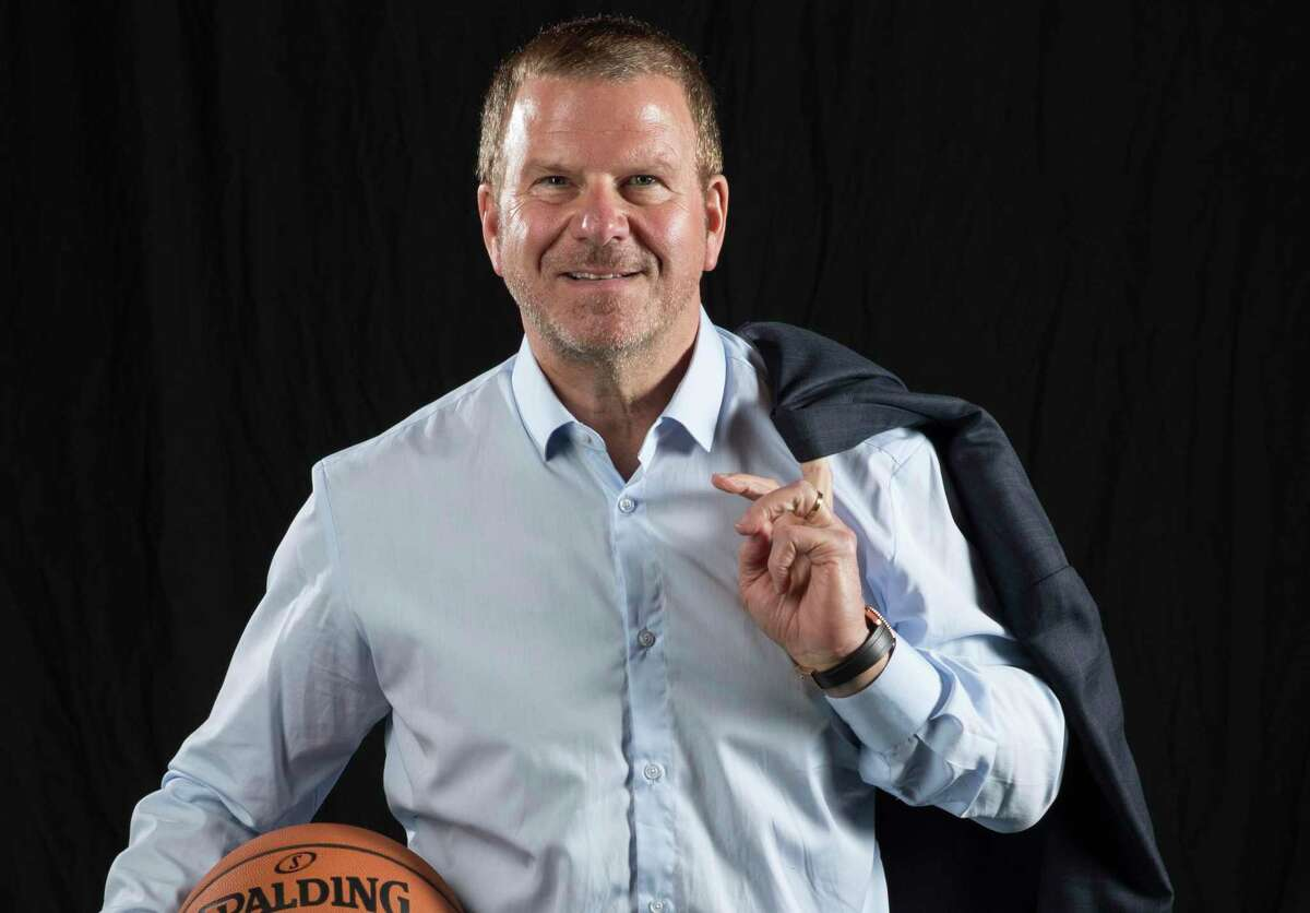 Houston Rockets owner Tilman Fertitta is excited about the NBA's return and the chance for his team to compete for a championship.