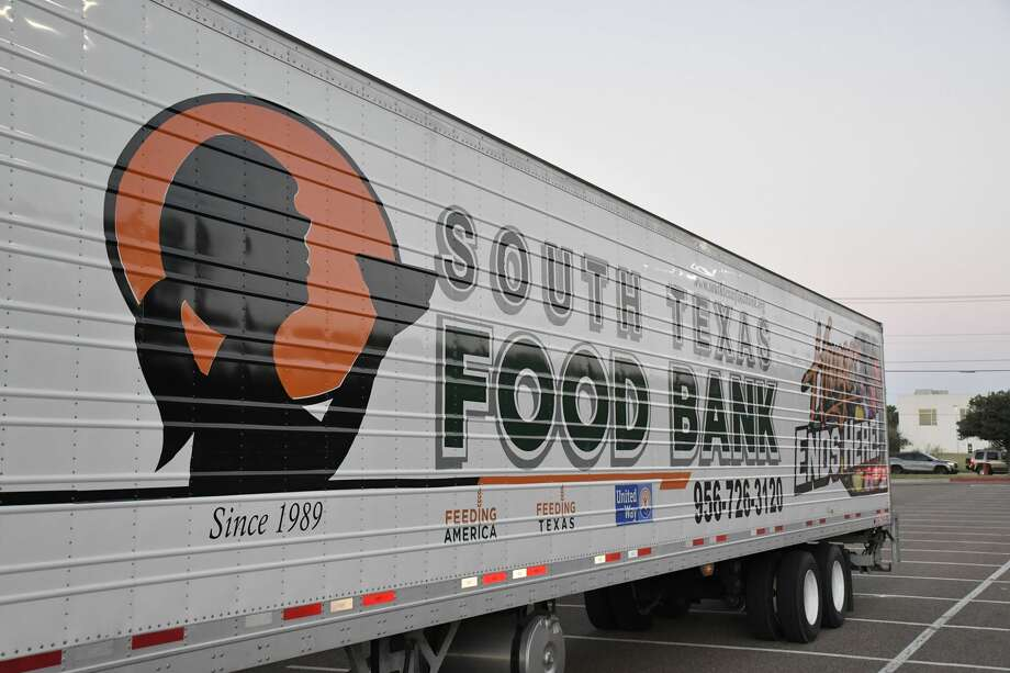 The South Texas Food Bank, in partnership with the City of Laredo and Webb County, hosted a mass COVID-19 Emergency Food Distribution for 5,000 local families affected by the COVID-19 pandemic, Saturday, June 6, 2020 at the Sames Auto Arena. Photo: Cuate Santos
