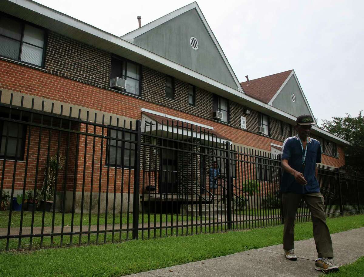 Cuney Homes in Third Ward is the neighborhood George Floyd called home before moving to Minneapolis. Floyd died in custody of Minneapolis Police officers May 25, an event that has lead to nation-wide unrest.