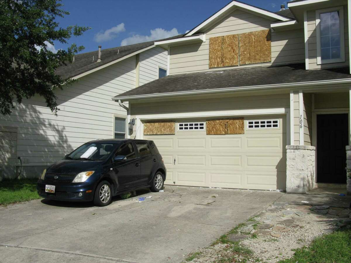 A family of six was found dead Thursday, June 4, 2020, in their SUV parked in the garage of this North Side home at 106 Red Willow in the Heights of Stone Oak, a gated subdivision. Police believe it was murder-suicide. The father was in the Army and stationed at Joint Base San Antonio.
