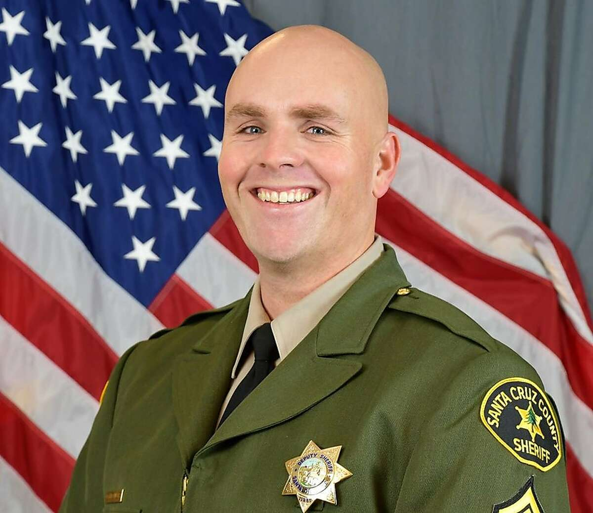 Sgt. Damon Gutzwiller, 38,��was shot to death when responding to a report of a suspicious van when a suspect attacked him and other Santa Cruz County Sheriff's deputies in an ambush with