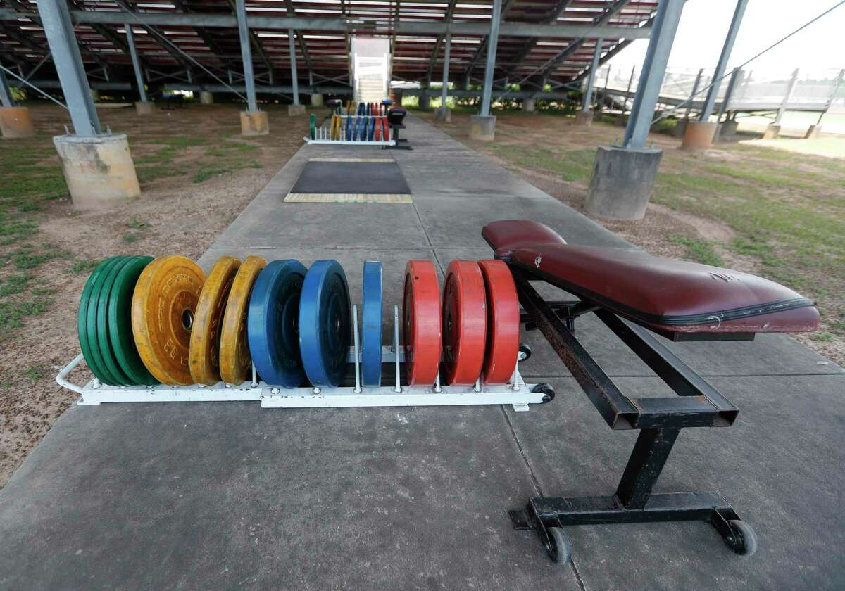 UIL schools are allowed to open strength and conditioning sessions to athletes starting Monday, June 8, under social distancing and other safety guidelines.