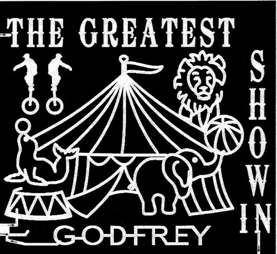The rough design for this year's Great Godfrey Maze is circus-themed, but because of issues raised by the COVID-19 pandemic village officials are debating whether they will be able to hold the maze this year.